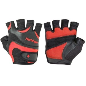 Harbinger FlexFit Mens Gym Training Gloves